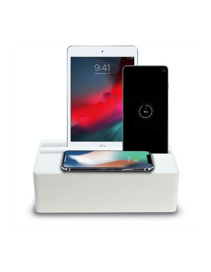 Alldock Wireless White image 1