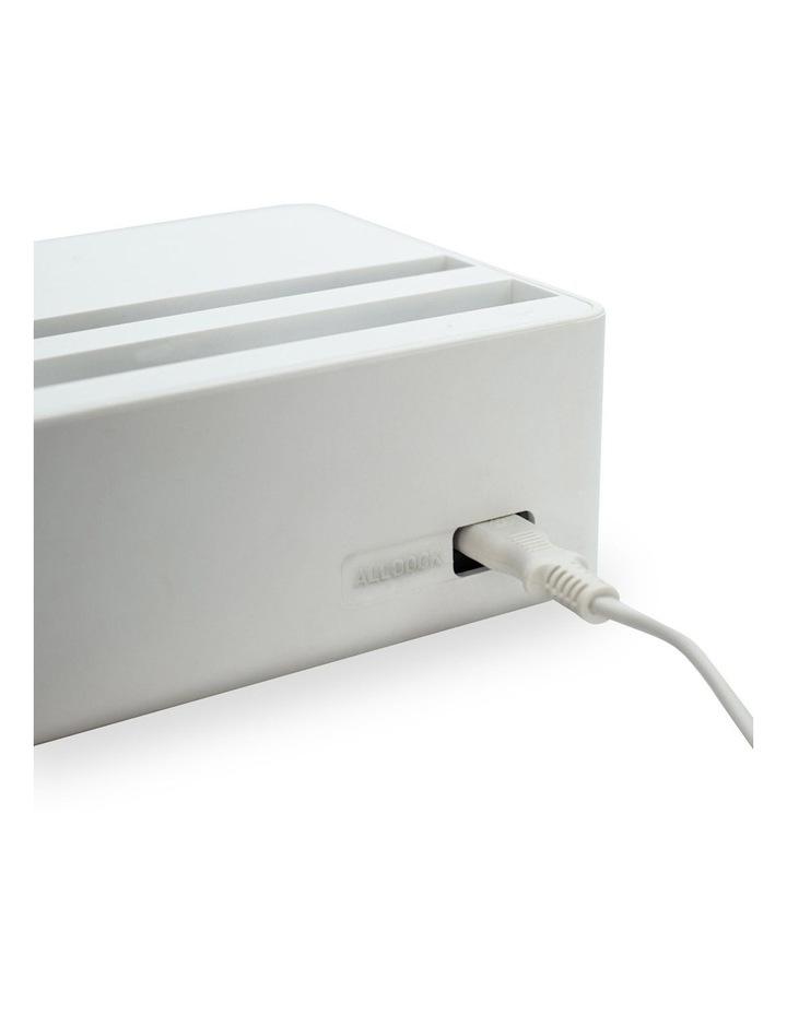 Alldock Wireless White image 3