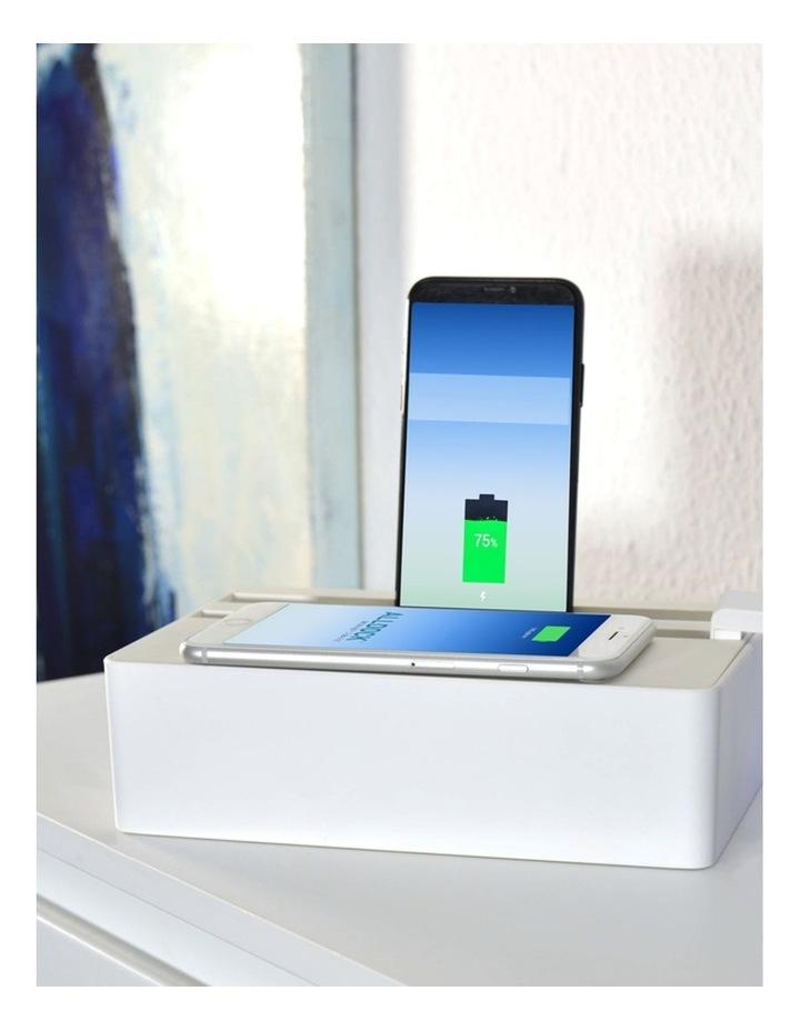 Alldock Wireless White image 5