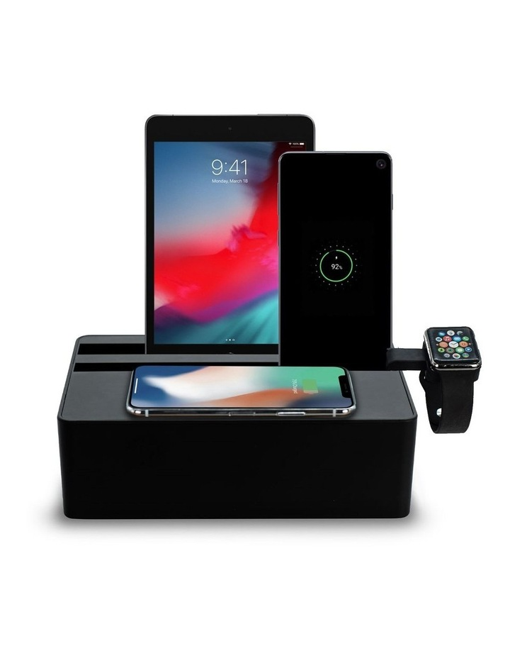 Wireless Black Apple Watch Package image 1