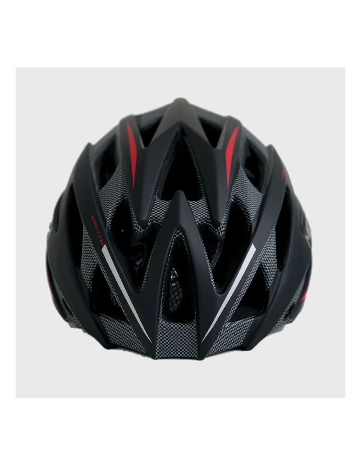 Airlite Red Electric Scooter Helmet image 3