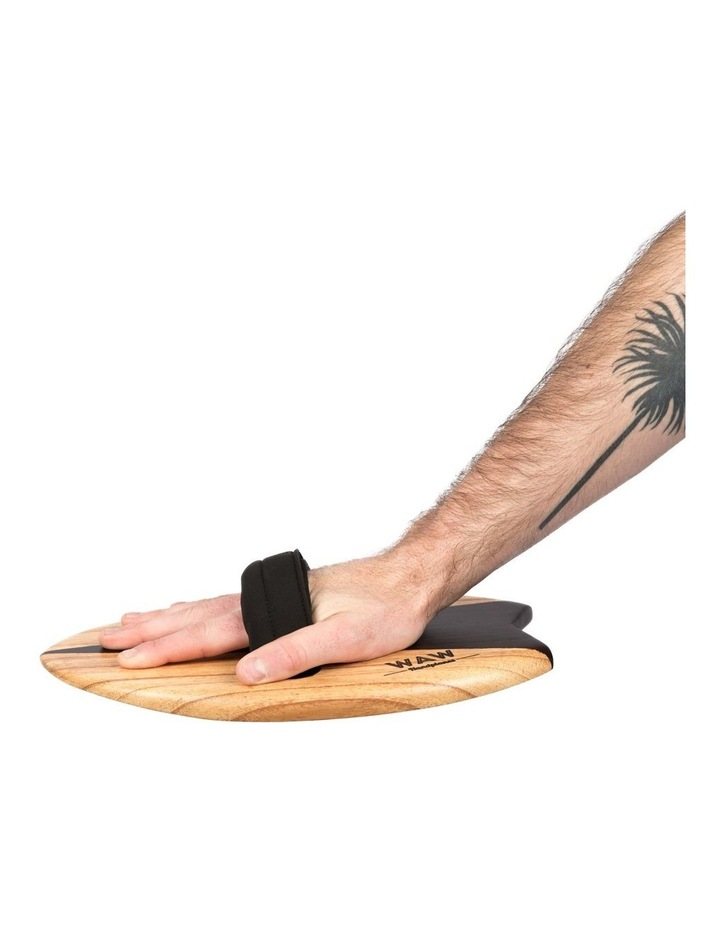 Bodysurfing Handplane Handboard Timber Black image 3