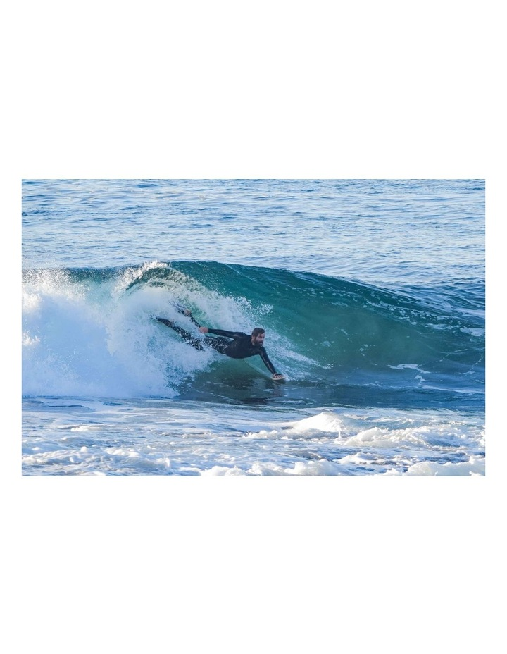 Bodysurfing Handplane Handboard Timber Black image 4