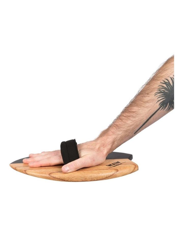Bodysurfing Handplane Handboard Timber Nearly Black image 4