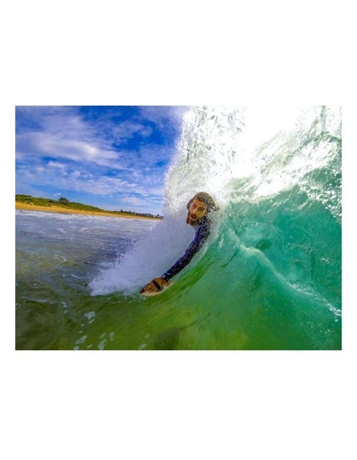 Bodysurfing Handplane Handboard Timber Nearly Black image 6