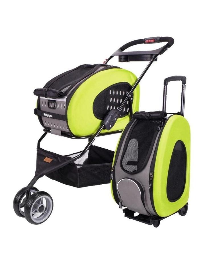 5-in-1 Combo Pet Carrier & Stroller image 1