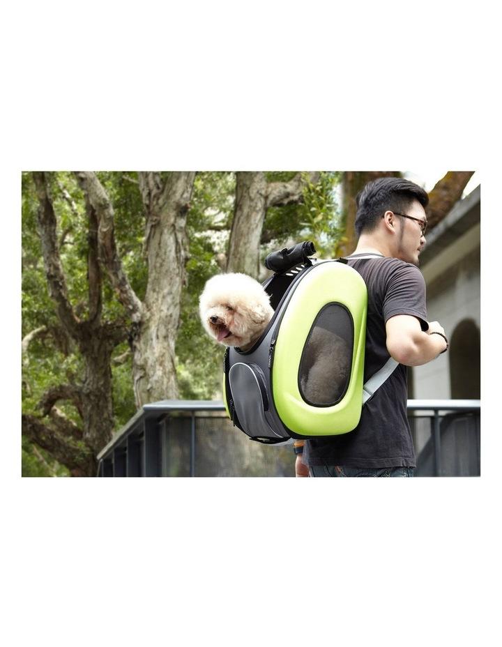 5-in-1 Combo Pet Carrier & Stroller image 2