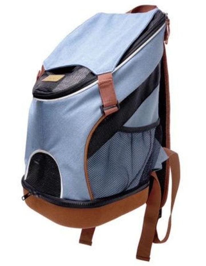 Pet Backpack Travel Carrier image 1