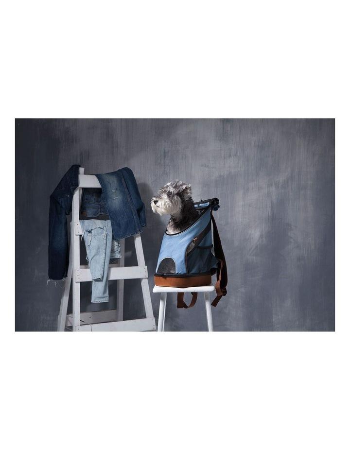 Pet Backpack Travel Carrier image 2