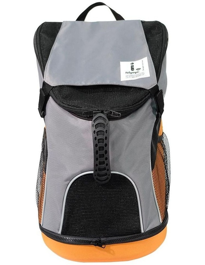 Ultralight Backpack Carrier  Light Grey image 3