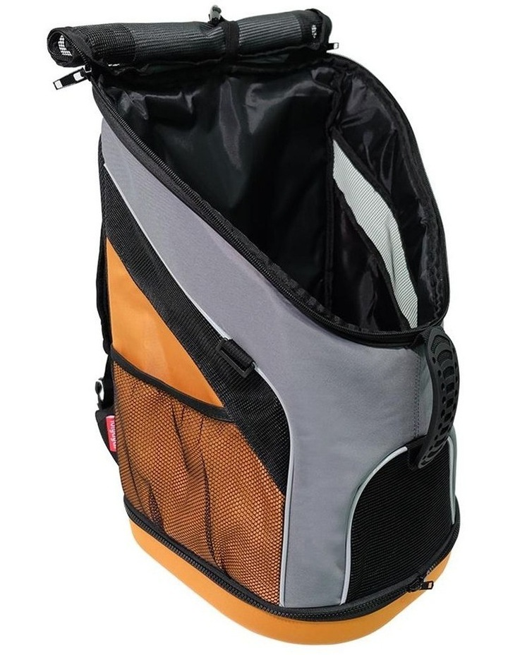Ultralight Backpack Carrier  Light Grey image 5