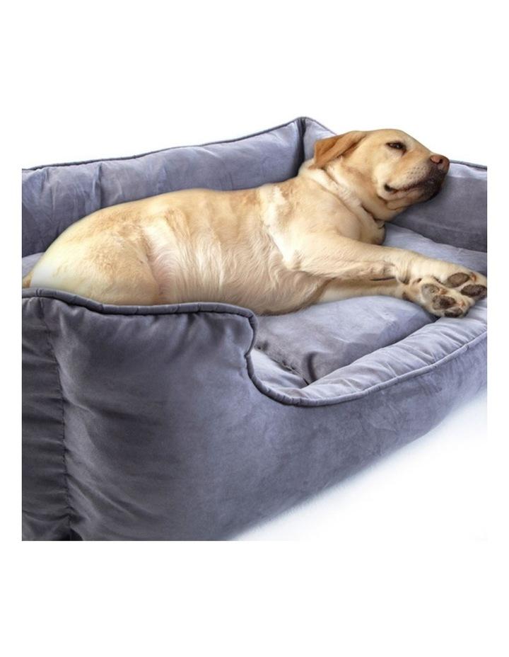 XXXL Pet Suede Sofa HUSK - GREY image 5