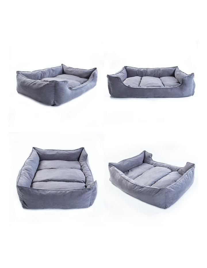 XXXL Pet Suede Sofa HUSK - GREY image 6