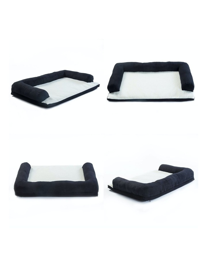 Extra Large Pet Couch - Black image 1
