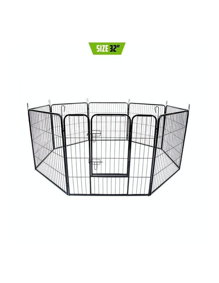"32"" Heavy Duty 8 Panel Foldable Pet Playpen image 3"