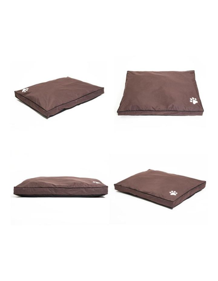 XXL Pet Bed Mattress - Brown image 1