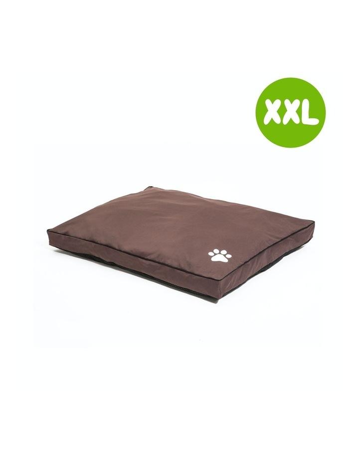 XXL Pet Bed Mattress - Brown image 2