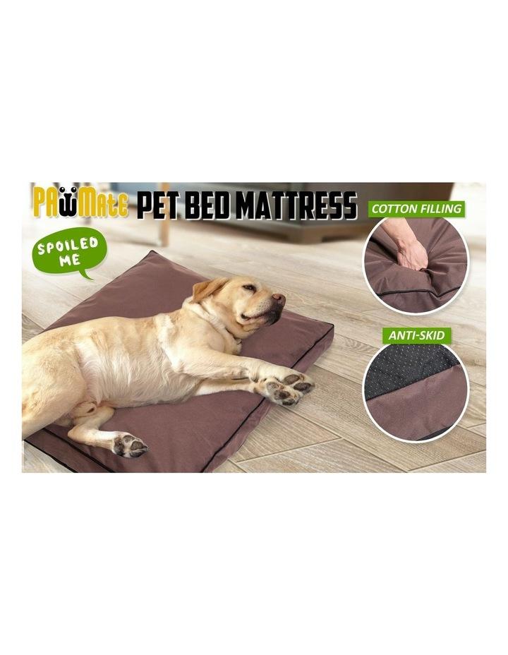 XXL Pet Bed Mattress - Brown image 3