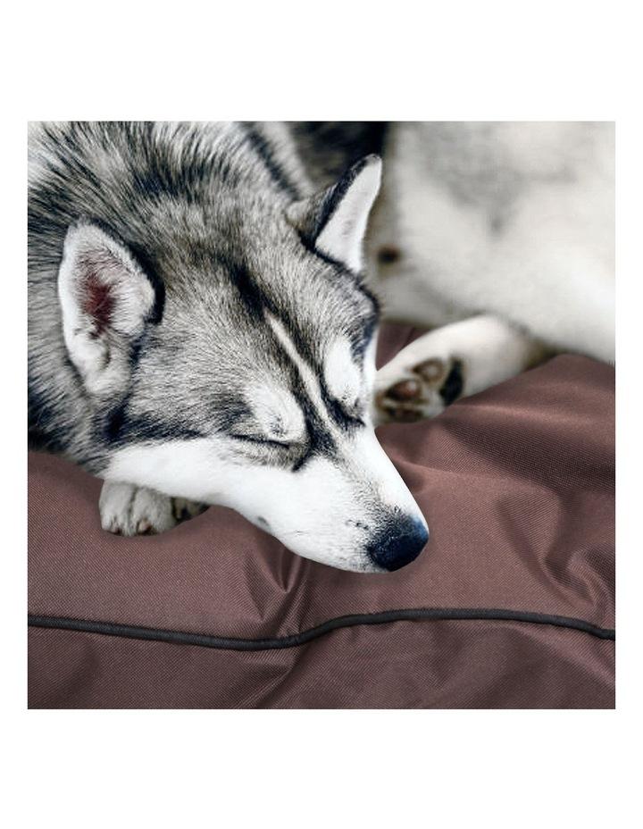 XXL Pet Bed Mattress - Brown image 4