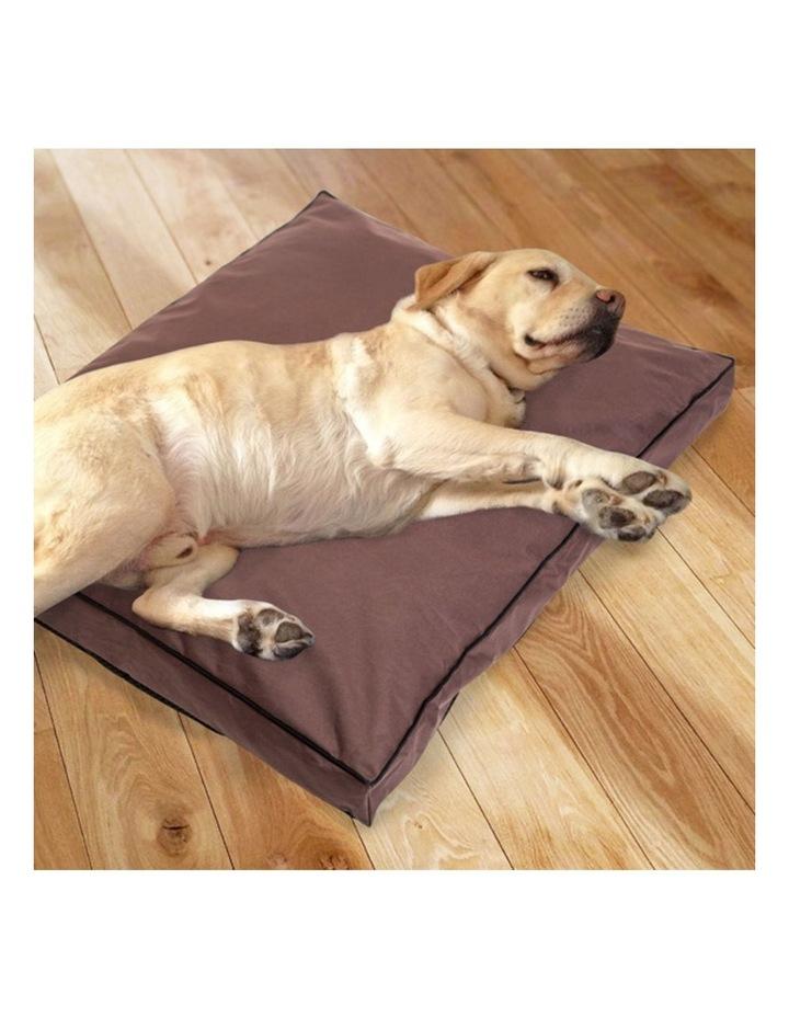 XXL Pet Bed Mattress - Brown image 5