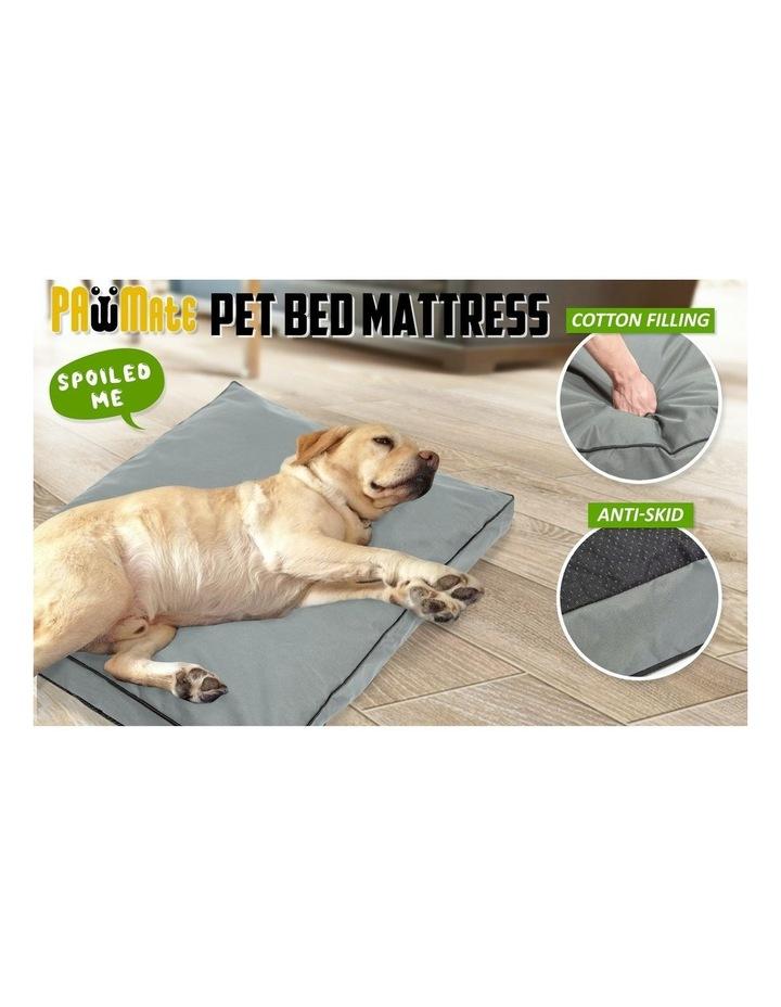 3XL Pet Bed Mattress - Light Grey image 6