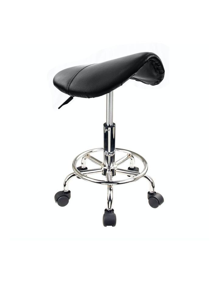Saddle Salon Stool image 1