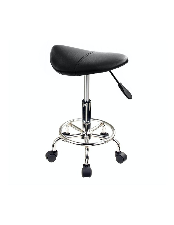 Saddle Salon Stool image 3