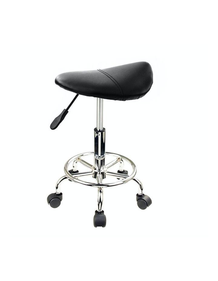 Saddle Salon Stool image 4