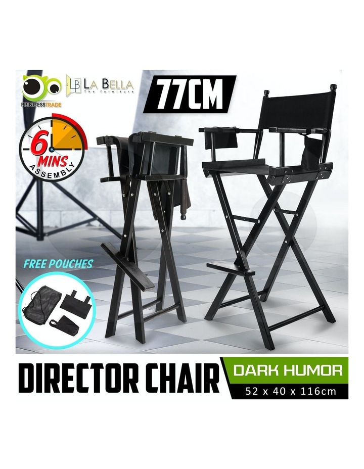 77cm Tall Director Chair image 2