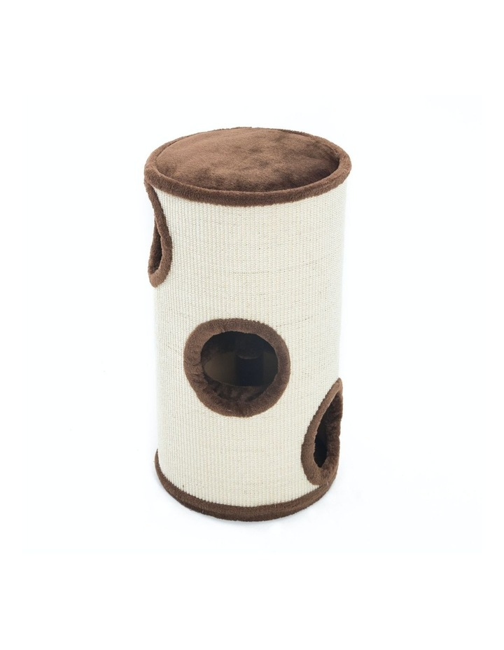 70Cm Cat Tree Scratcher Tubu - Brown image 1