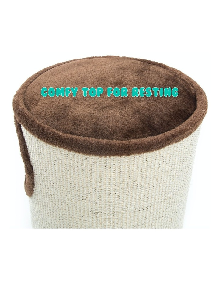 70Cm Cat Tree Scratcher Tubu - Brown image 6