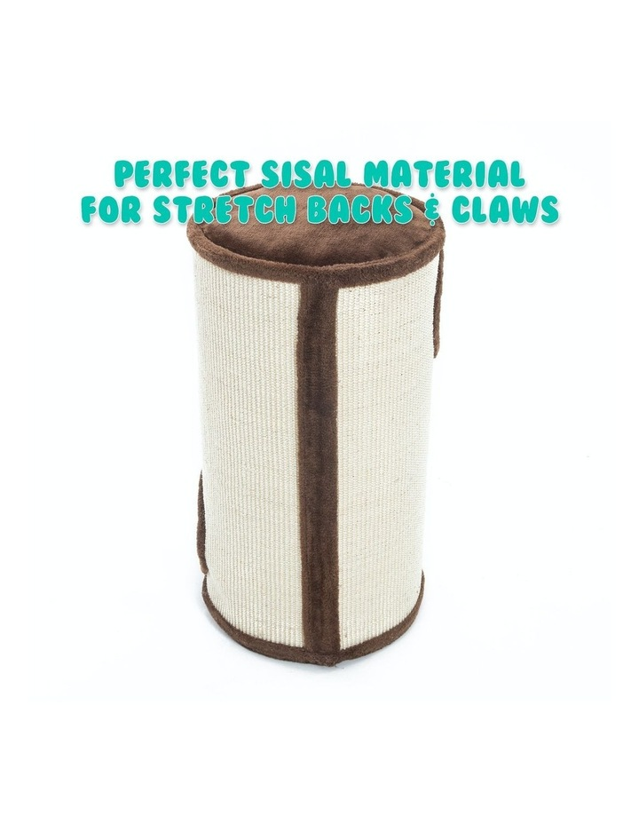 70Cm Cat Tree Scratcher Tubu - Brown image 7