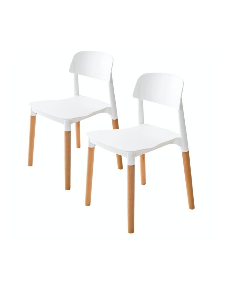 Belloch Stackable Dining Chair x2 image 1