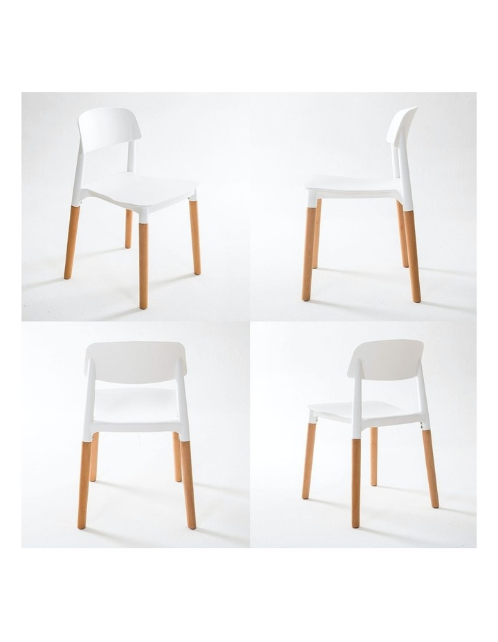 Belloch Stackable Dining Chair x2 image 3