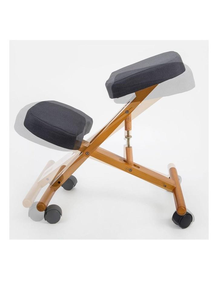 Ergonomic Kneeling Chair - Black image 6