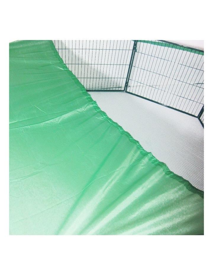 """40"""" Net Cover for Playpen - Green image 5"""