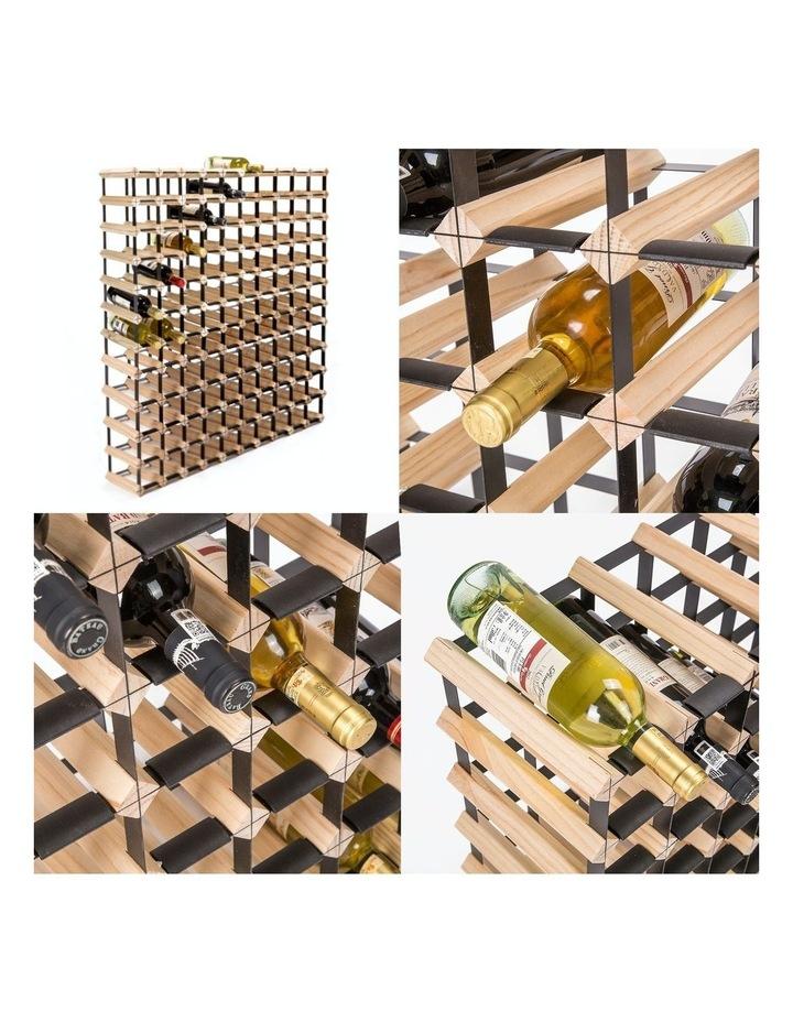 120 Bottle Timber Wine Rack image 4