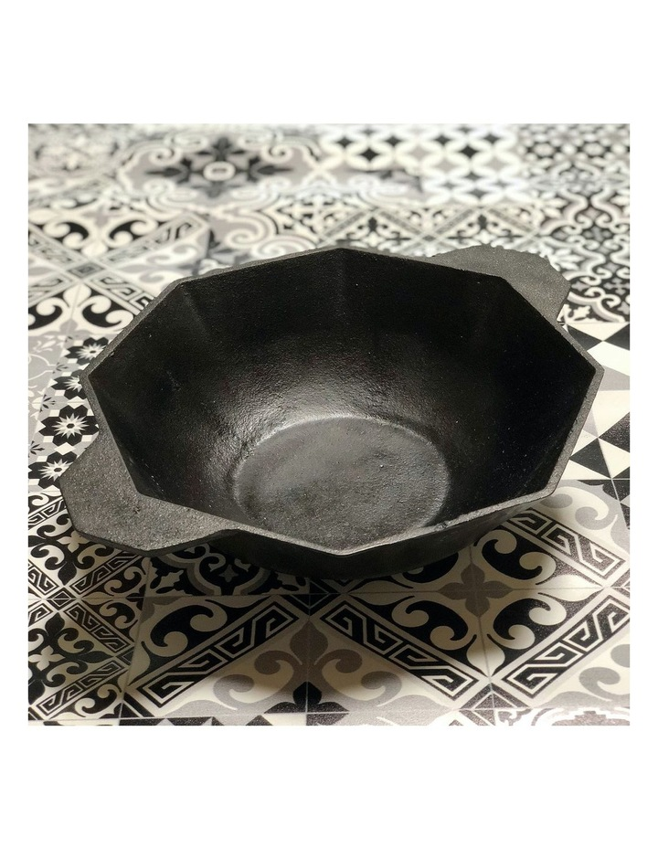 Cast-Iron Traditional Wok 28cm image 3