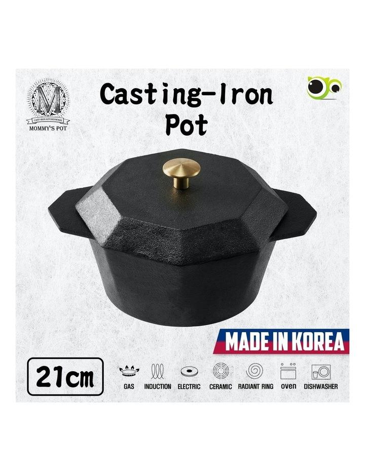 Cast-Iron Traditional Pot 21cm image 2