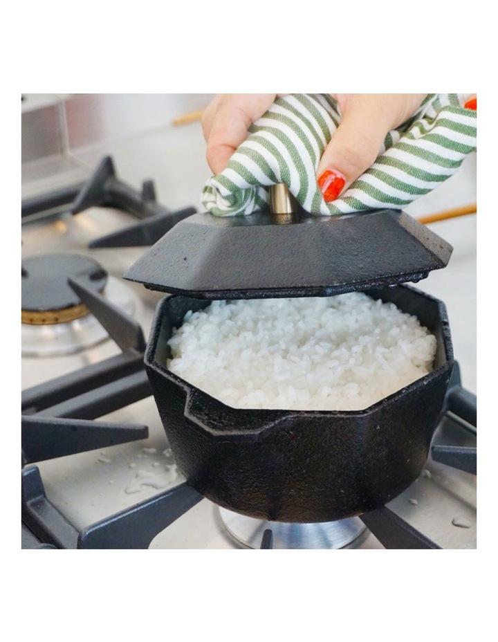 Cast-Iron Traditional Pot 21cm image 4