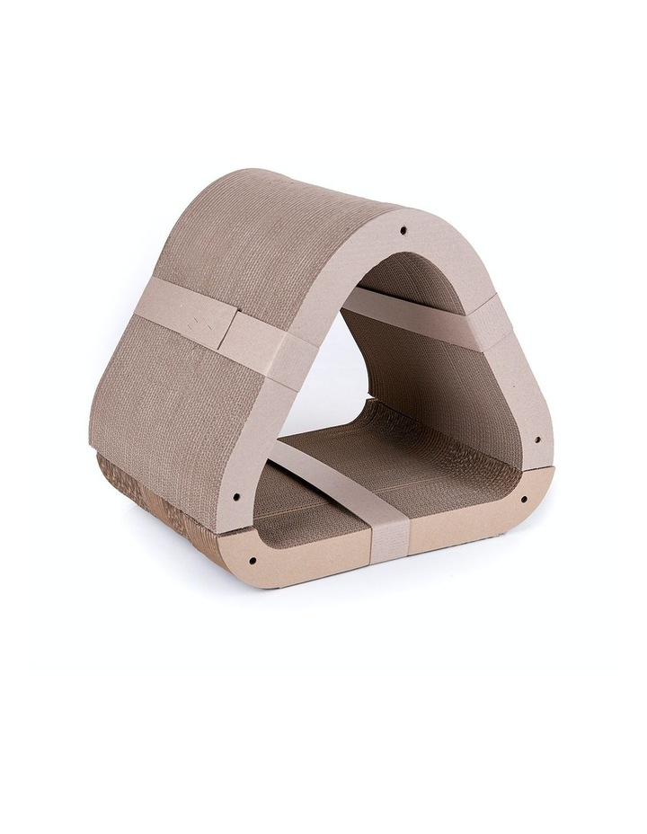 The replacement of Yaomi Wood Triangle Cat Scratcher image 1