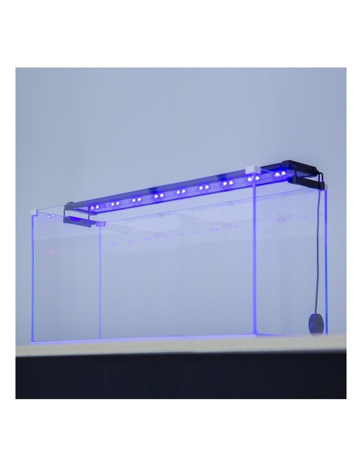Aquarium Blue White LED - 18W 75-95cm image 3