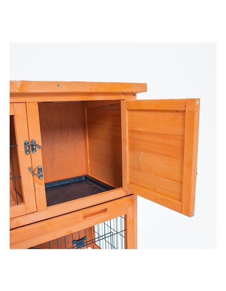 2 Storey Rabbit Hutch - LA VITA image 4
