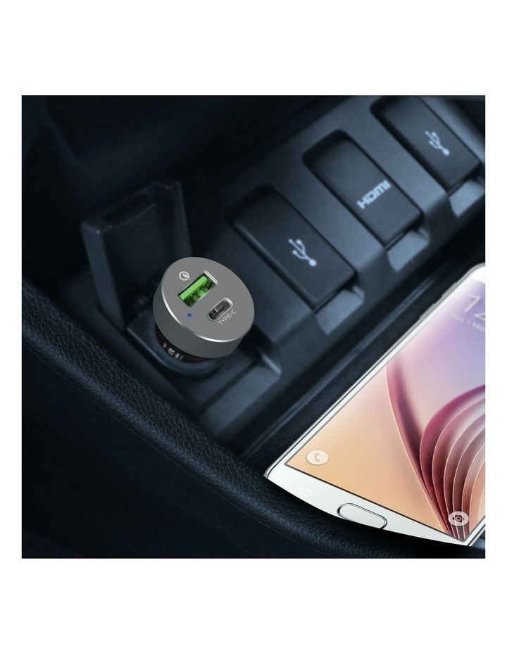 Quickboost C Dual Port Qualcomm Certified Car Charger image 5