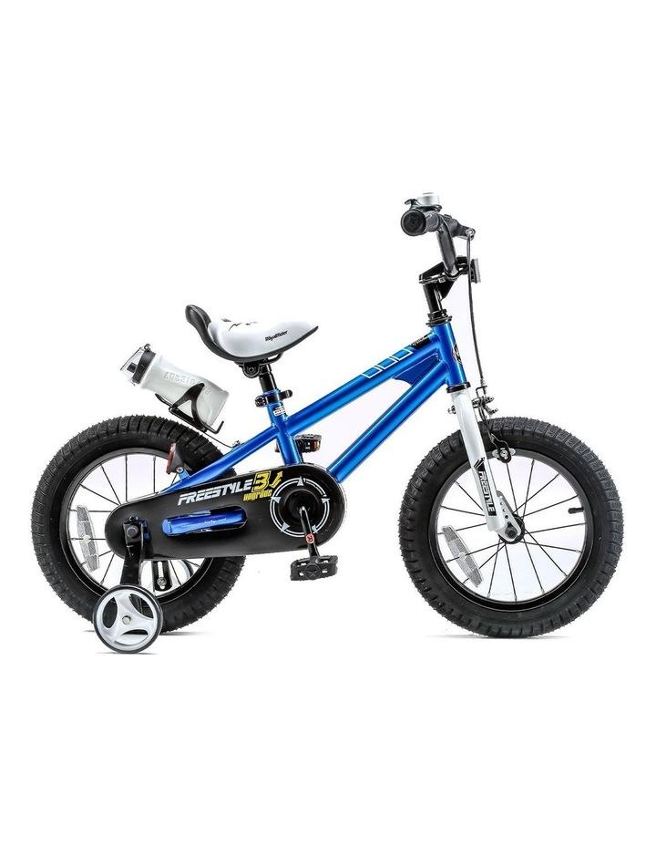 Freestyle Bike - Blue image 1