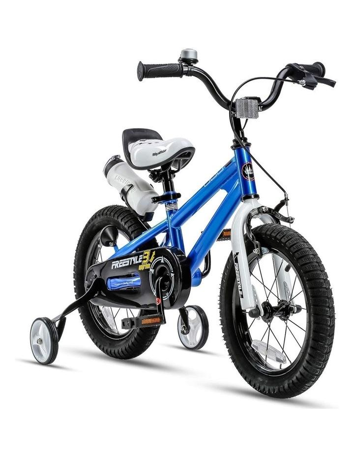 Freestyle Bike - Blue image 2