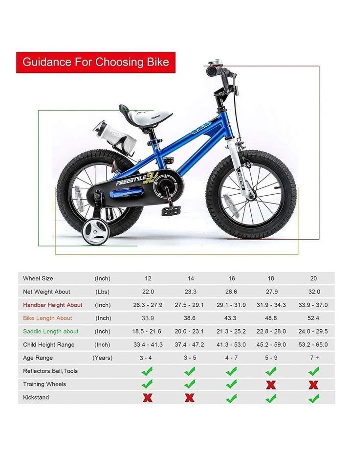 Freestyle Bike - Blue image 4
