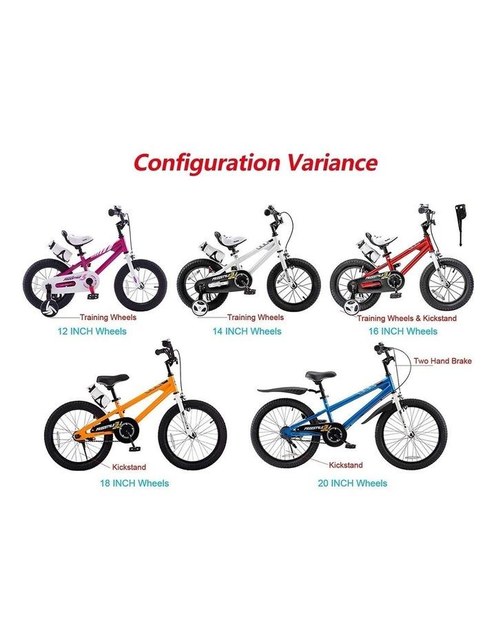 Freestyle Bike - Blue image 5