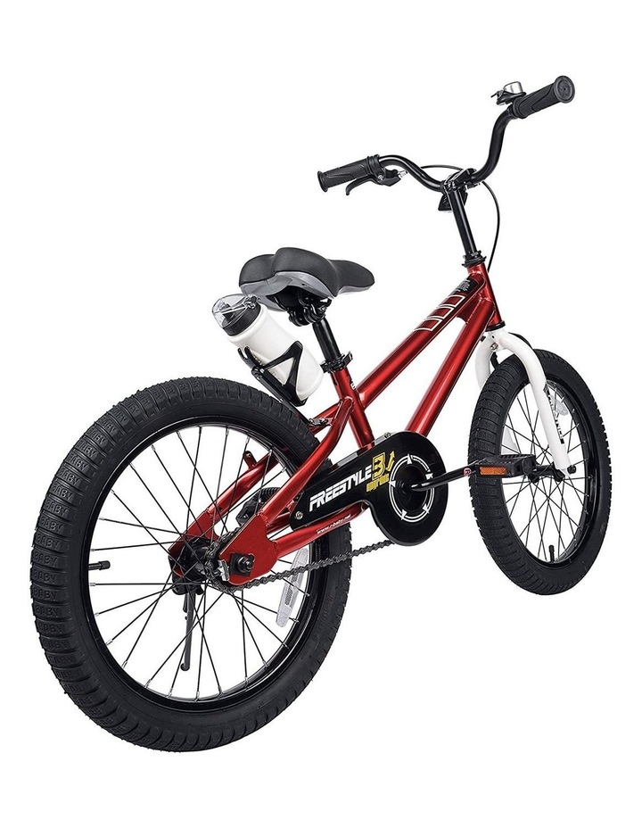 BMX Freestyle Pedal Brake Kids Bike for Boys and Girls 12 14 16 18 inch, Red image 4