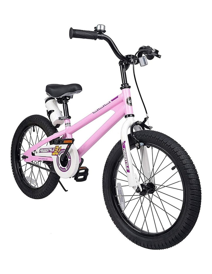 BMX Freestyle Pedal Brake Kids Bike for Boys and Girls 12 14 16 18 inch, Pink image 2